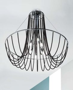 Fall PL 80 chandelier, Evi Style