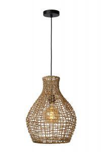 LU 03438/35/72 ALBAN Pendant E27/40W Light Wood