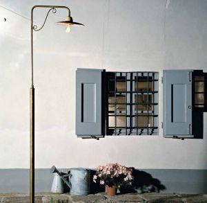 Außenlampe Stehlampe Spoleto 379 von Toscot