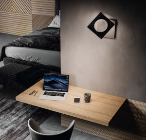 PETRA LED Wand-/Deckenlampe von Icone
