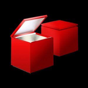 Cuboled di Cini & Nils (rosso)