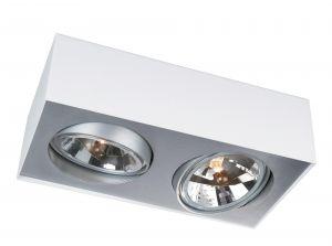 Deckenlampe BLOQ 2 von Lirio by Philips weiß