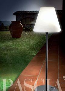 Pascia`EST501 lampada da stelo per l'esterno, PAN