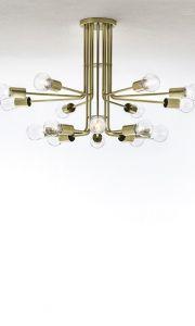 Astro 276.10 Deckenlampe von Il Fanale