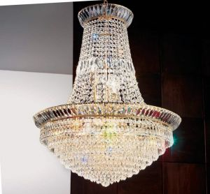 NEW ORLEANS IMPERO 60 Crystal chandelier by Voltolina