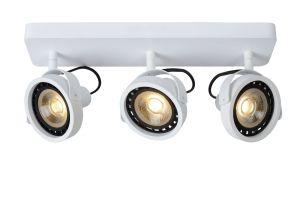 LU 31931/36/31 TALA LED Spot 3x GU10/12W DTW White