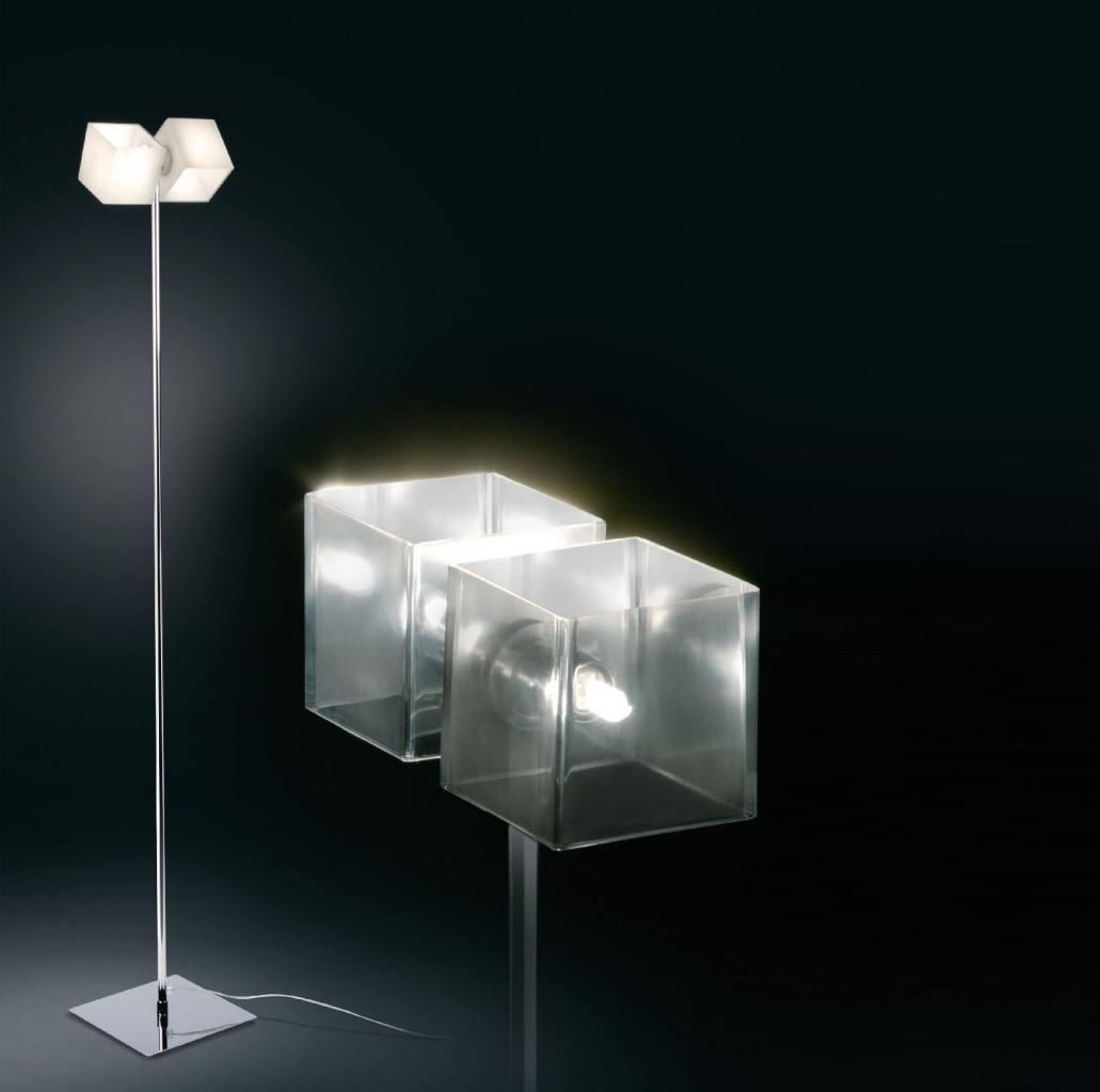 stehlampe alea egoluce standleuchten innenleuchten platinlux der online shop f r. Black Bedroom Furniture Sets. Home Design Ideas