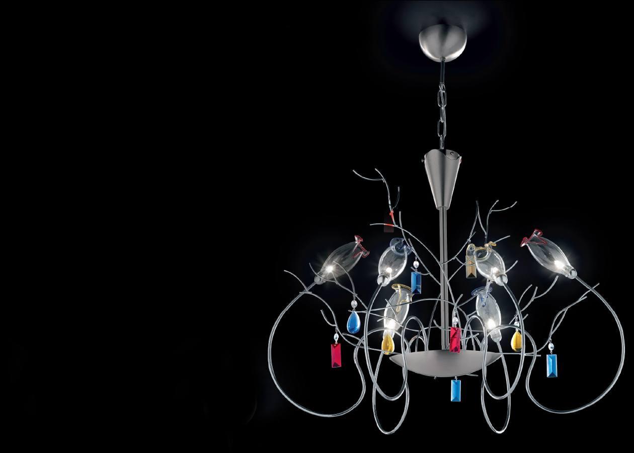 Lampada design sospensione bon ton di lamp lampade a for Lampade a led vendita online
