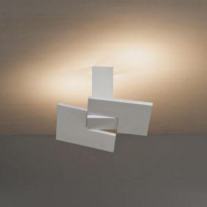 Puzzle Twist PL/PL1 LED von Studio Italia Design