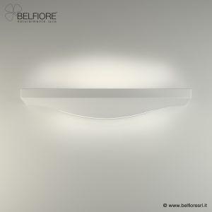 Gipswandlampe 2607B108 von Belfiore