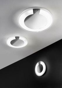 Allum LED grande parete e soffitto di Antealuce