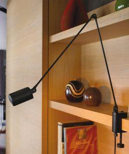 Cloe Lampe mit Tischklemme von Lumina