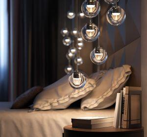 DEW LED Hängesystem von Kundalini