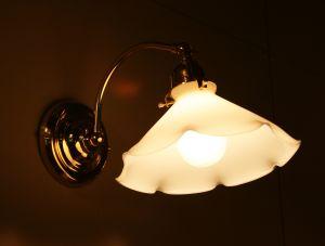Originale Bauernstuben Wandlampe Anna