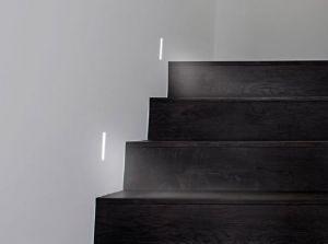 4100 Einbauleuchte LED aus Gips von Belfiore