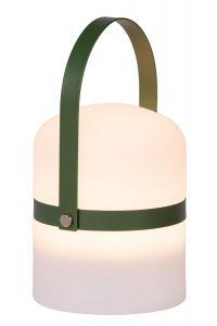 LU 06802/01/33 LITTLE JOE Table Lamp LED 3W  White/Green