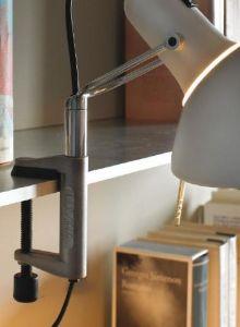 Morsetto per lampada da tavolo Naomi, Lumina