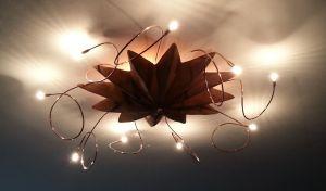 Deckenlampe Pienza 446G von Toscot