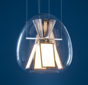 HARRY H. LED Pendellampe von Artemide