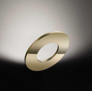 Passepartout verkupfert LED Wandleuchte von Cini&Nils