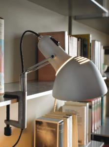 Klip oder Tischklammerlampe Naomi von Lumina