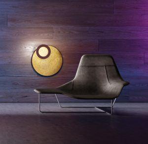 VERA LED Wand-/Deckenleuchte von Icone