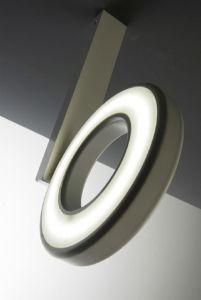 ALULED ring 1L lampada da parete e soffitto di Itama by Light4