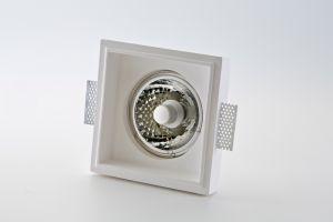 Einbaulampe aus Gips 809 von Isy Luce
