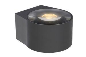 LU 27220/12/30 RAYEN  Wall spotlight Led 12W/3000K/960LM Black