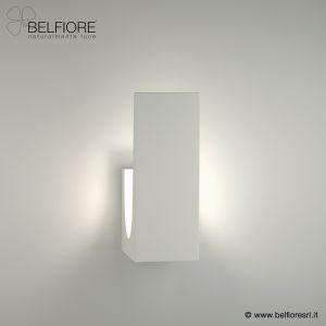 Gipswandlampe 2599A108 von Belfiore