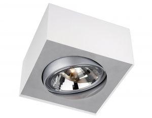 Deckenlampe BLOQ von Lirio by Philips weiß