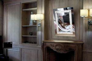 Narciso ED 1060/90/2 Wandspiegel von Sil Lux