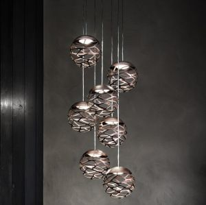 Kelly Cluster SO7 - SO14 LED von Studio Italia Design