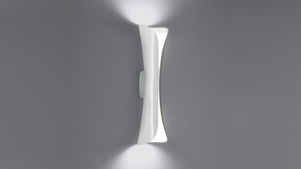 Cadmo lampada da parete di artemide lampade a parete for Lampade a led vendita online