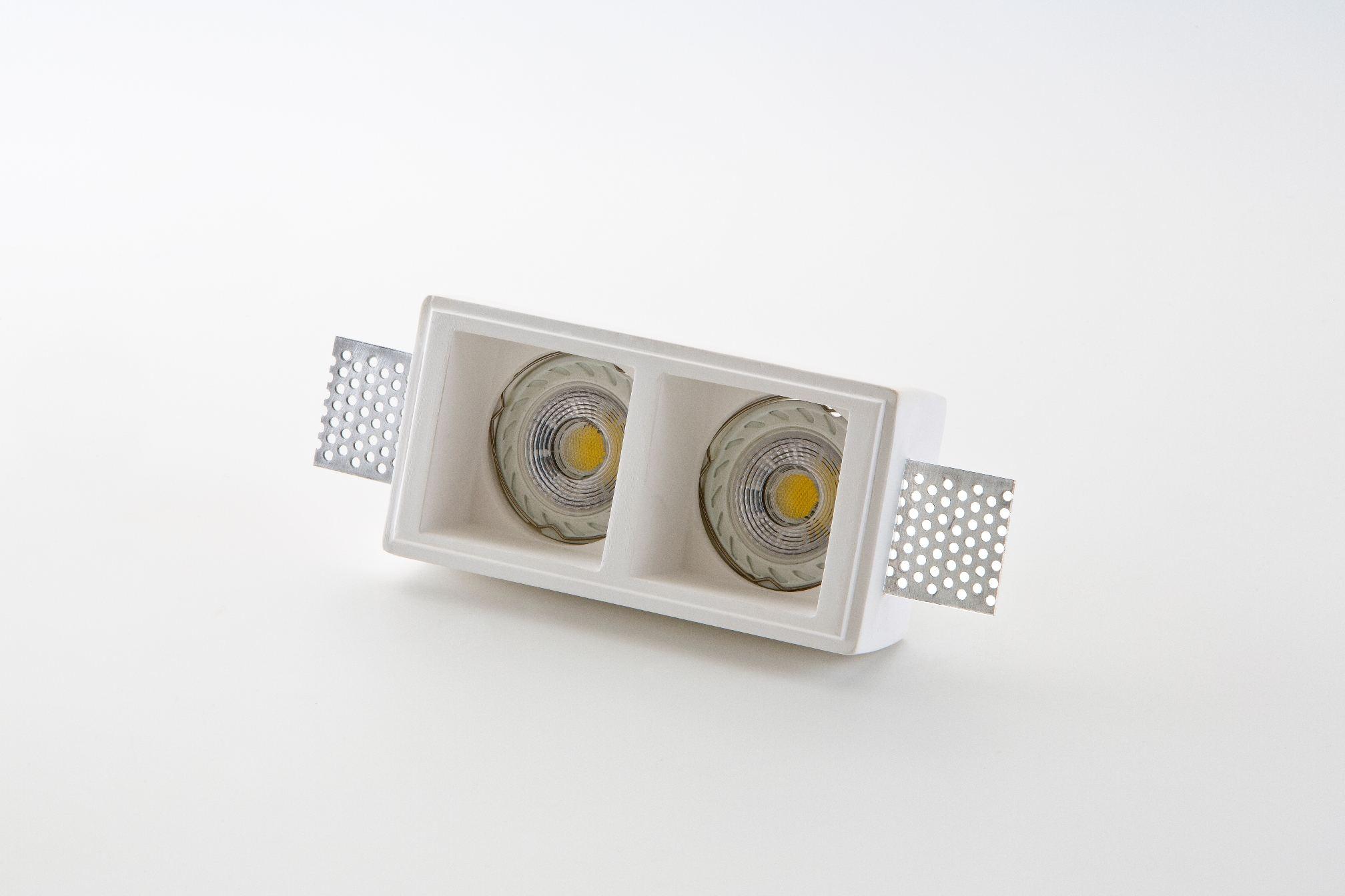 einbaulampe aus gips 818 von isy luce einbaustrahler innenleuchten platinlux der online. Black Bedroom Furniture Sets. Home Design Ideas