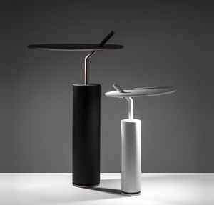 LUÀ L LED Designer Tischlampe von Icone