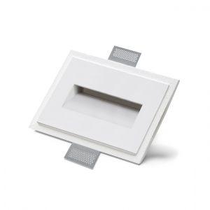 4155B Einbauleuchte LED aus Gips von Belfiore