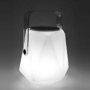 Dia.Sound tragbare LED Tischleuchte by Lumen Center Italia