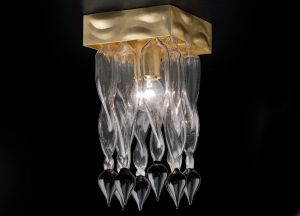 Alaska, Deckenstrahler 530/F von Lamp, by Partizia Volpato