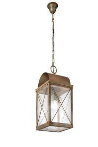 Lanterne 17 Außenhängeleuchte von Il Fanale