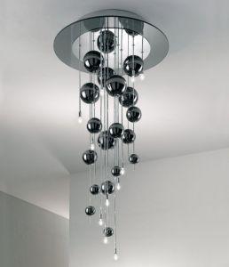 Deckenlampe Bubbles 9326/12PLG von LAM Export