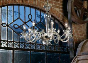 DALÍ 8L Crystal chandelier by Voltolina