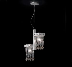 Alaska, Deckenstrahler 530/S2 von Lamp, by Partizia Volpato
