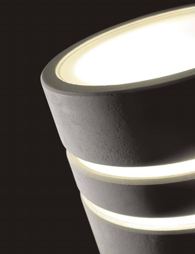 mezzanotte 130 27 von cabelli gartenbeleuchtung au enleuchten platinlux der online. Black Bedroom Furniture Sets. Home Design Ideas
