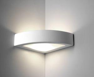 Wandlampe aus Gips 8056 von Belfiore