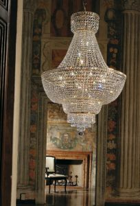Beethoven Impero Ø80 chandelier by Voltolina