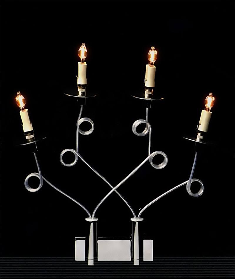 Designleuchte wandlampe debsch singh alle wandleuchten wandleuchten innenleuchten - Italienische designer wandspiegel ...