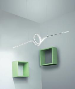 NIVES sospensione LED di Sikrea