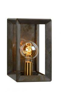 LU 73202/01/18 THOR Wall Light E27 L18 W51 H30cm natural iron