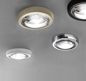 Runde LED Deckenlampe Nautilus Spot von Lodes